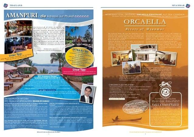 thailand Myanmar Infos auf www.rosetravel.de/thailand Unsere Experten beraten Sie gerne und ausführlich! Herr Kamali, erst...