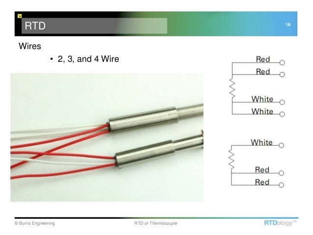 3 Wire Thermocouple : Rtd or thermocouple what s the right choice