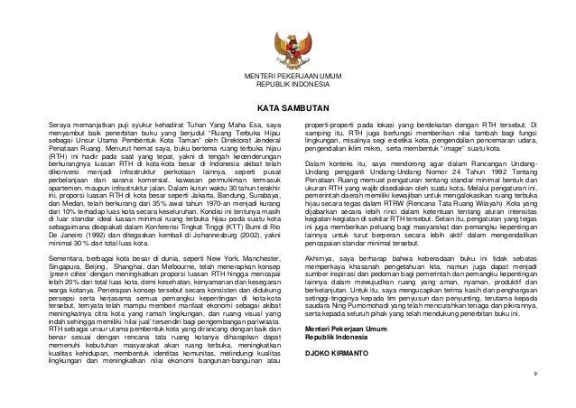 MENTERI PEKERJAAN UMUM                                                                   REPUBLIK INDONESIA               ...