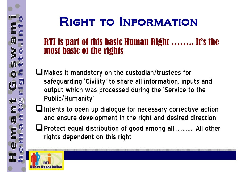 the right to information In this section you will find the short descriptions of interesting stories and case  studies organized by countries, where freedom of information helped individuals .