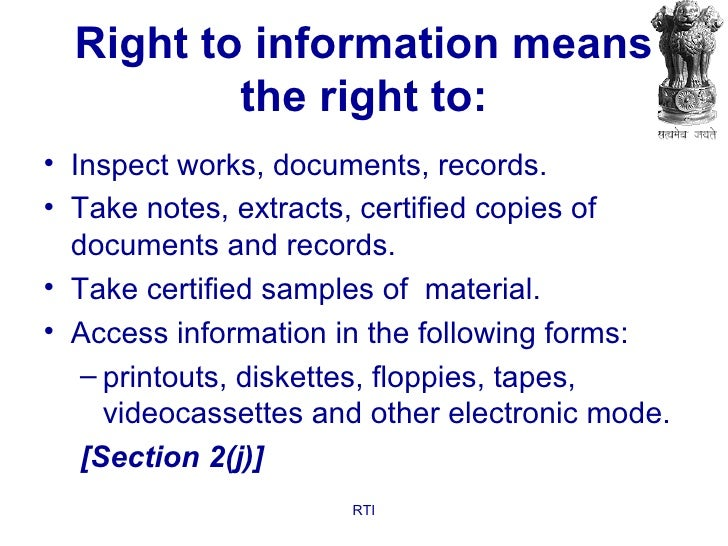 rti act Right to information act 2005 mandates timely response to citizen requests for government information it is an initiative taken by department of personnel and training, ministry of personnel, public grievances and pensions to provide a– rti portal gateway to the citizens for quick search of information on the details of first appellate.