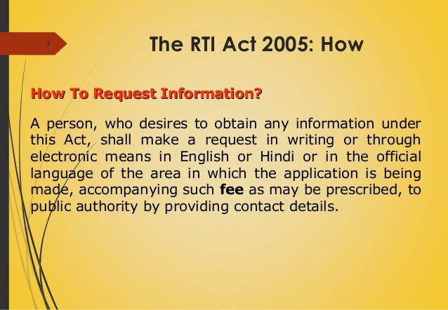 rti react some obstruction in order to crime composition inside english