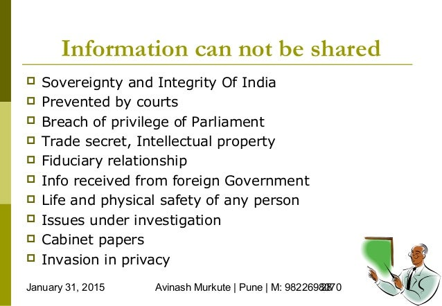 Invasion Of Privacy Act India