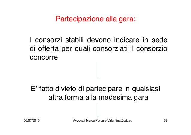 Partecipazione alla gara: I consorzi stabili devono indicare in sede di offerta per quali consorziati il consorzio concorr...