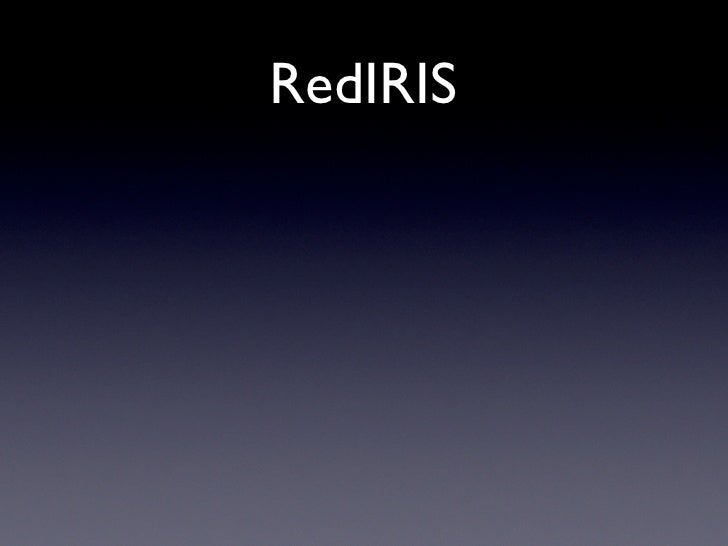 An introduction to RTIR Slide 3