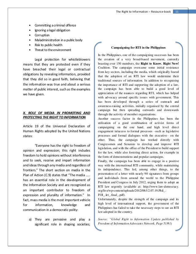 role of media in protection of human rights in india pdf