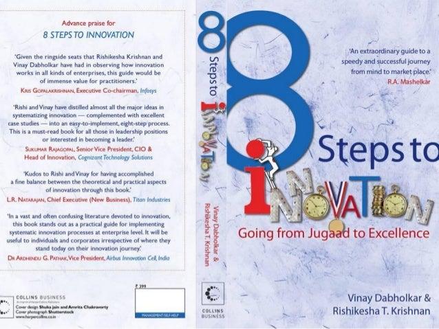 8 Steps To Innovation
