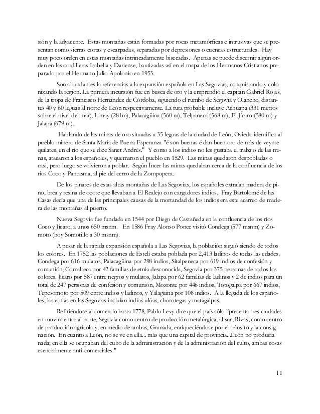 """12 En cuanto al comercio interior, Levy agrega: """"Los dos principales centros de comercio inter- ior son Granada y León, qu..."""