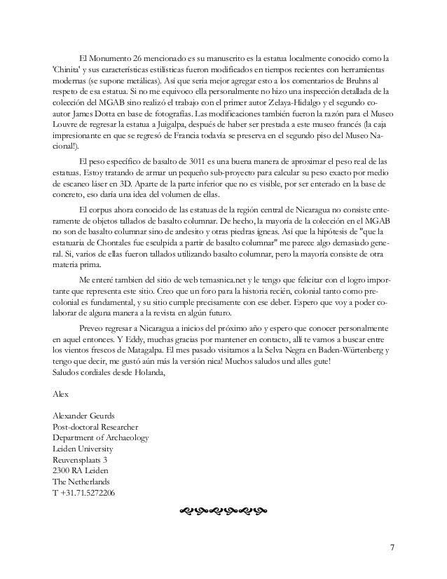 """Nota Aclaratoria En la RTN No. 21 de enero de 2010, el Editor publicó una nota en Del Escritorio del Editor titulada """"La m..."""