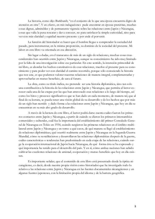 Hasta hace poco se creía que las relaciones entre Japón y Nicaragua databan de hace 70 años, pero al emprender mi investig...