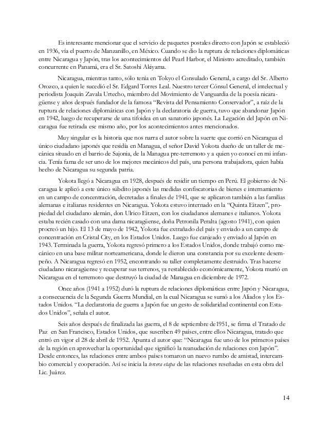 Para propiciar el incremento de las relaciones comerciales entra ambos países, el 5 de no- viembre de 1952, el gobierno de...