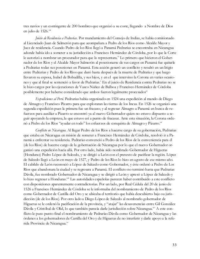 34 Camino a Nombre Dios y Exploración del río Chagres. Las autoridades españolas preocupadas co- mo estaban por las condic...