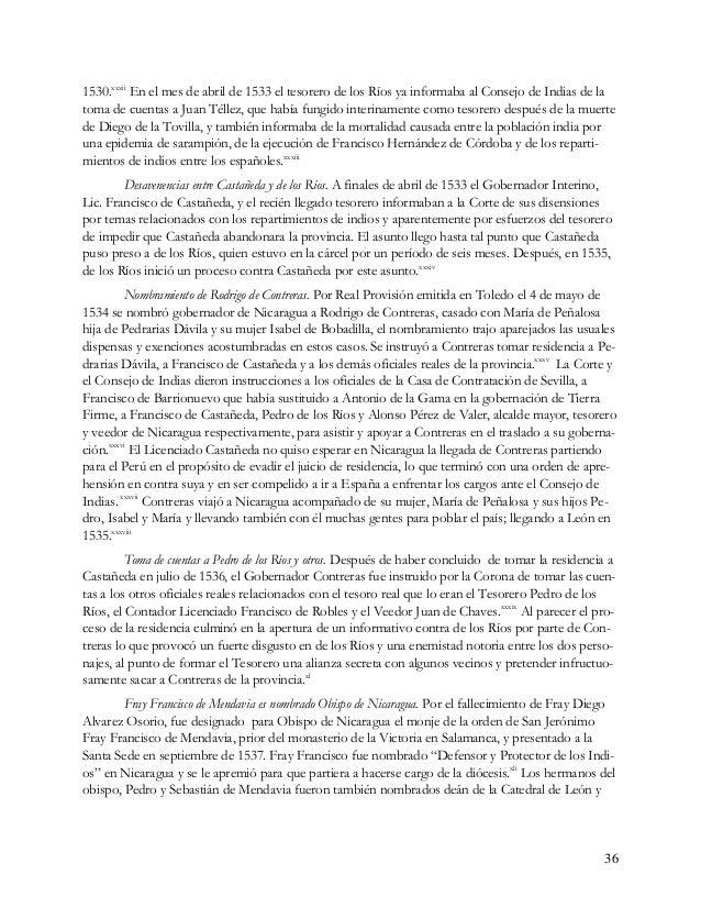 37 escribano público respectivamente.xlii Fray Francisco llegó a León el 28 de agosto de 1540 y falleció a los 40 días el ...