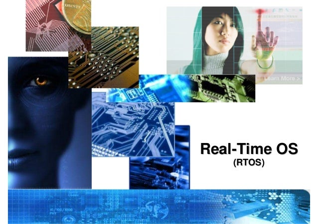 Real-Time OS (RTOS)  Copyright © 2012 Embedded Systems Committee