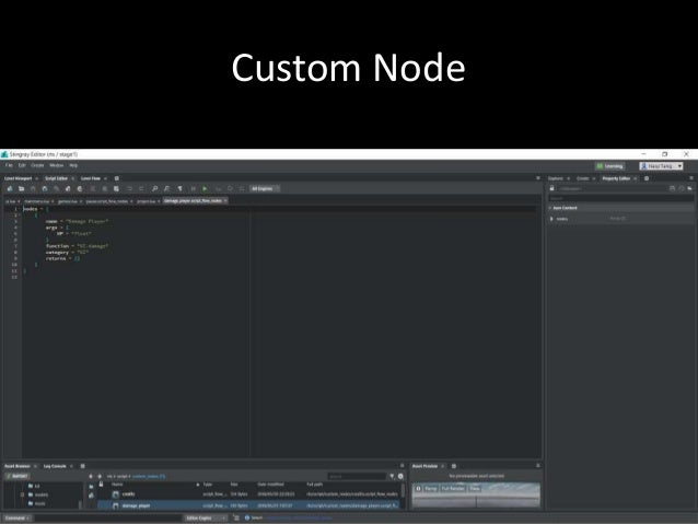 Custom Node