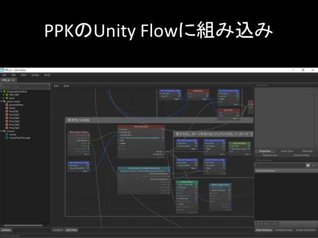 PPKのUnity Flowに組み込み