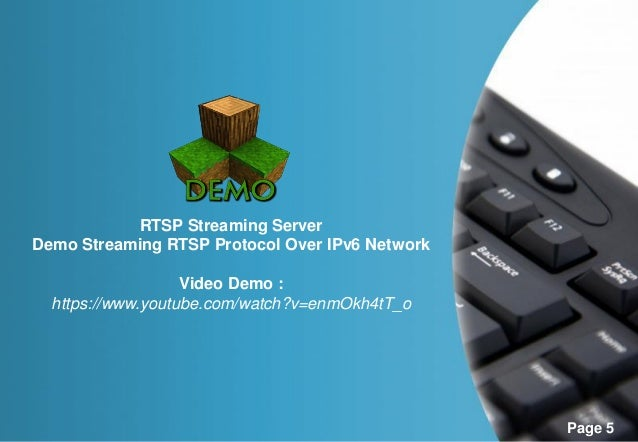 Android rtsp streaming server