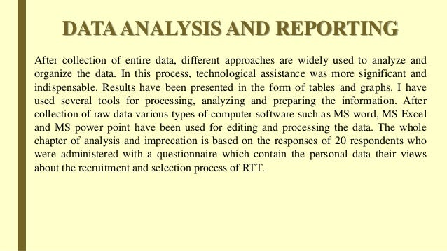 bdm use a variety of sources for the collection of data both primary and secondary The effective use of secondary data  in primary data analysis the individuals who collect the data also analyze it for meta-analysis an investigator quantitatively combines the.