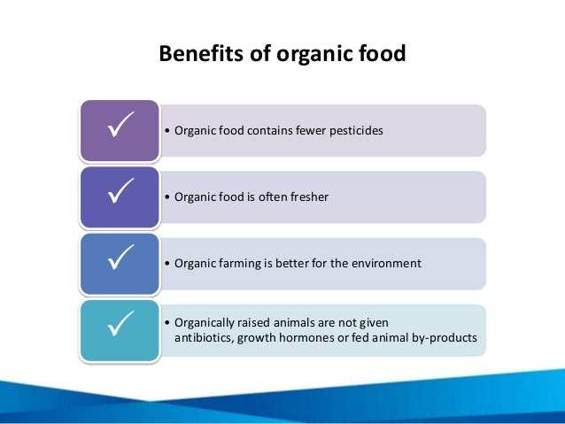 Www Mayoclinic Org Organic Foods Are They Safer More Nutritious