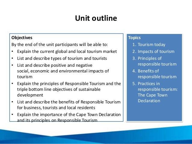tourism principles Study tourism: principles, practices, philosophies discussion and chapter questions and find tourism: principles, practices, philosophies study guide questions and answers.