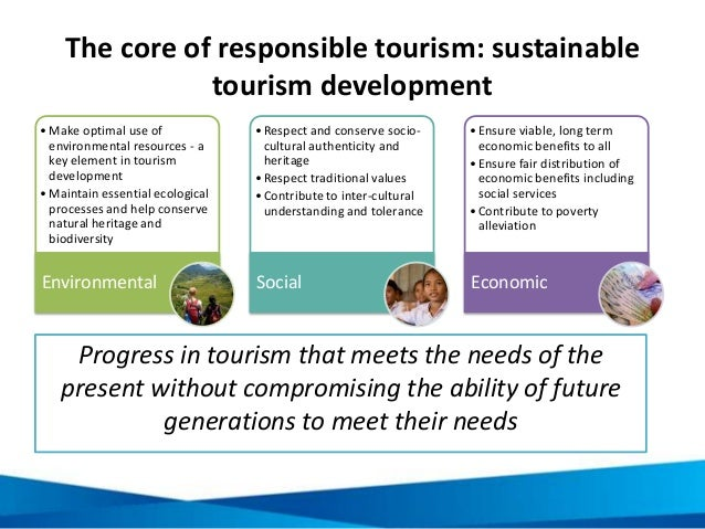 """responsible travel to natural areas that conserves the environment tourism essay The ecotourism society (1991a, b) defined it as """"responsible travel to natural areas which conserves the environment and improves the well being of local people"""" richardson (1993) defined it as """"ecologically sustainable tourism in natural areas that interprets local environment and cultures, furthers the tourists' understanding of them."""