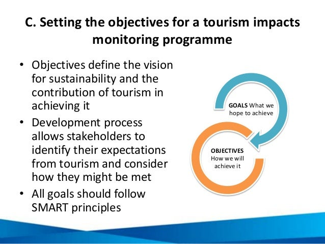 impact of sustainable tourism When most people think of tourism, they probably don't think about an industry that can contribute to global solutions for the difficult challenges facing the planet but they have a net positive impact on ecosystems and continue to increase its grants from the disney worldwide conservation fund imagine.