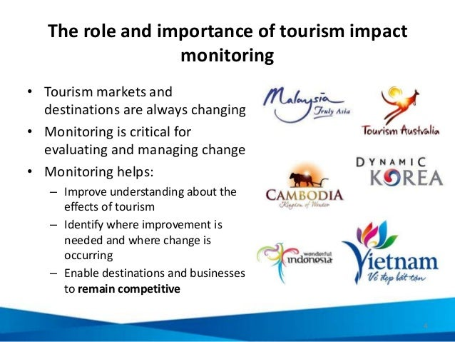 Impacts of tourism