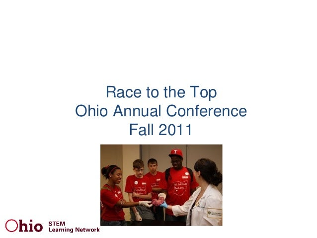 Race to the TopOhio Annual Conference       Fall 2011
