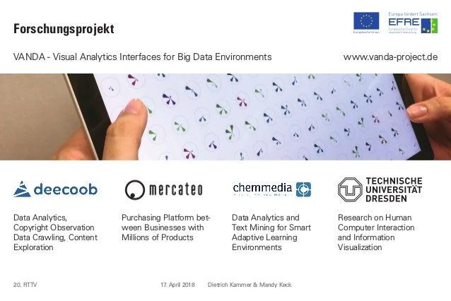 Visual Analytics Interfaces for Big Data Environments Slide 2
