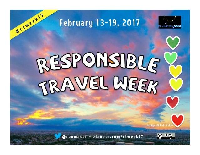 February 13-19, 2017 @ r o n m a d e r • p l a n e t a . c o m / r t w e e k 1 7 Las Vegas @ Kevin Scuiller