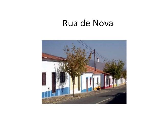 Rua de Nova
