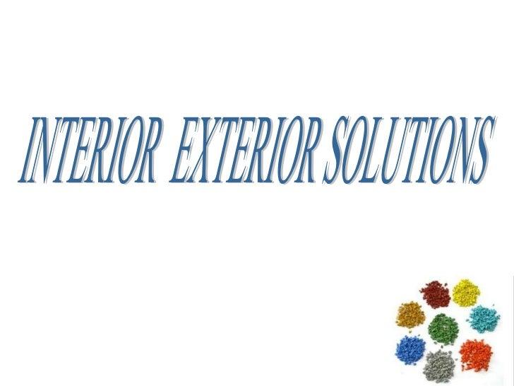 REGSITERED OFFICE:  CB 195 RING ROAD NARAINA NEW DELHI- 28 011-25774316,25778957 BIZZAR INTERIORS PVT LTD