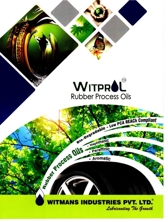 Oil By Witmans Industries Private Limited