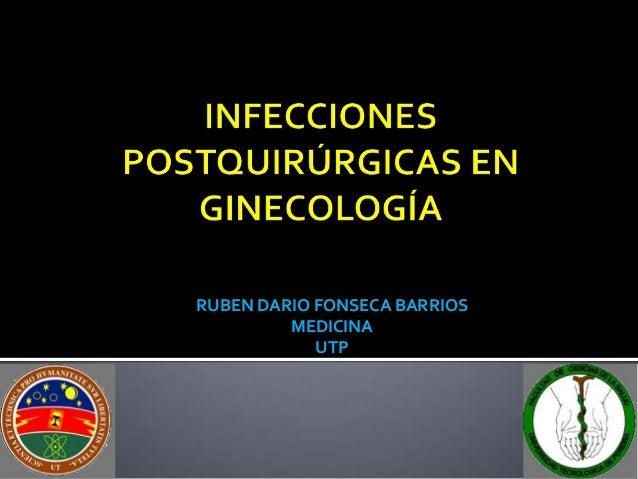 RUBEN DARIO FONSECA BARRIOS         MEDICINA            UTP
