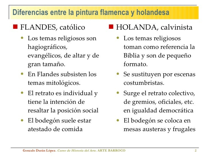Rubens y Rembrandt Slide 2