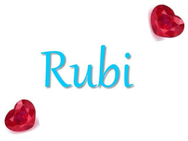 Identificação:  Rubi é uma pedra preciosa de tom avermelhado. É uma  variedade do mineral corindo. Encontra-se em rochas  ...