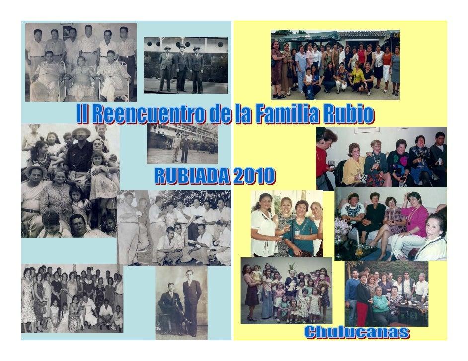 Rubiada 2010 Slide 2
