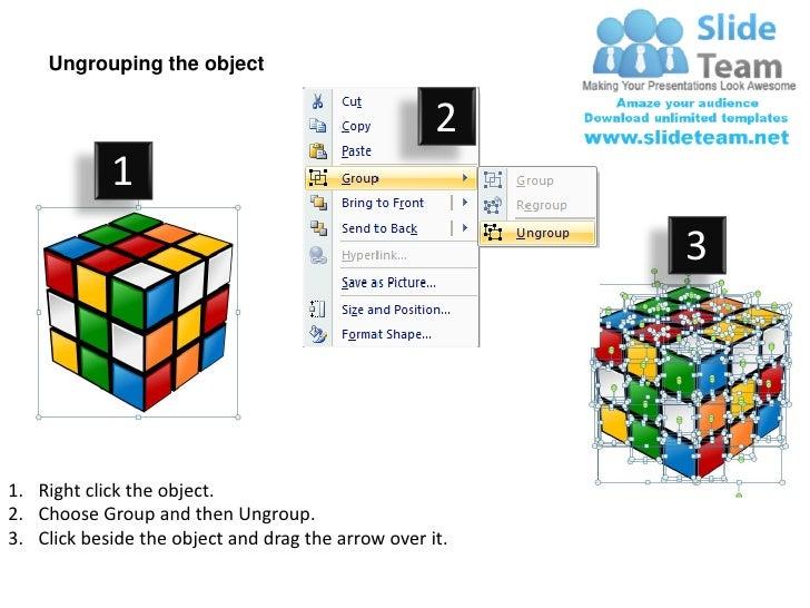 Rubiks Cubes Powerpoint Presentation Slides Ppt Templates
