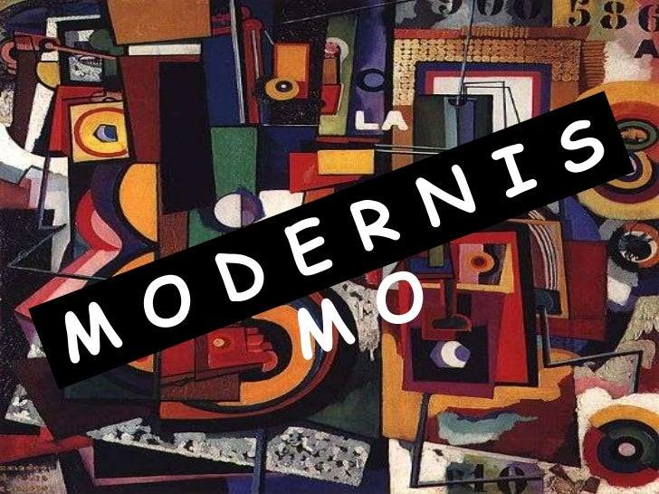 Rubén Darío y El Modernismo