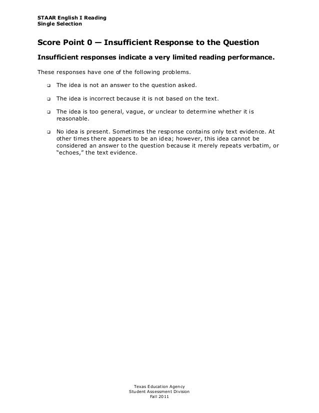 rubric for short answer essays This webpage contains staar resources for grades 4 and 7 writing, english i, english ii deconstructing the staar writing rubric (ppt posted 08/01/14.