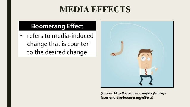 the effect of mass media Impacts of media on society: a sociological perspective surrounds the possible effects of the mass media and findings both in favour and against effects are.