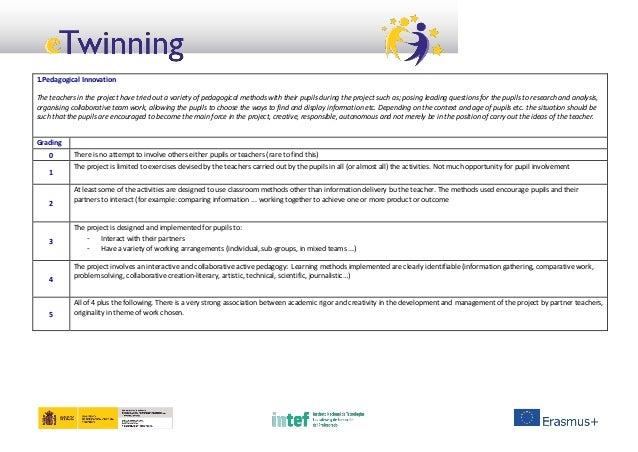 eTwinning National Quality Label Slide 2