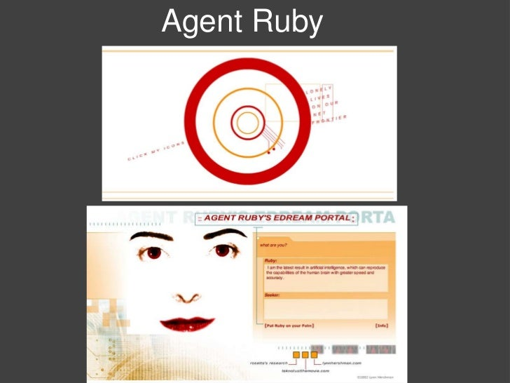 Agent Ruby<br />