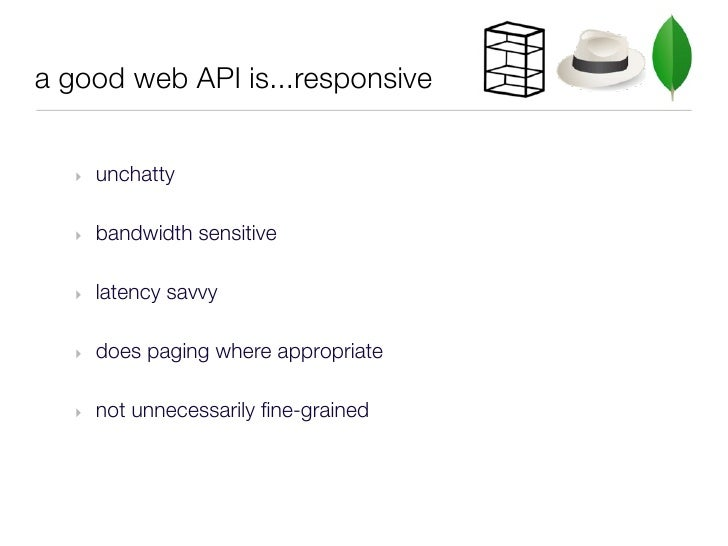 what makes a good web application