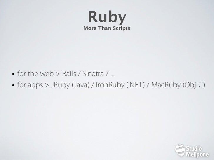 Supa Fast Ruby Rails