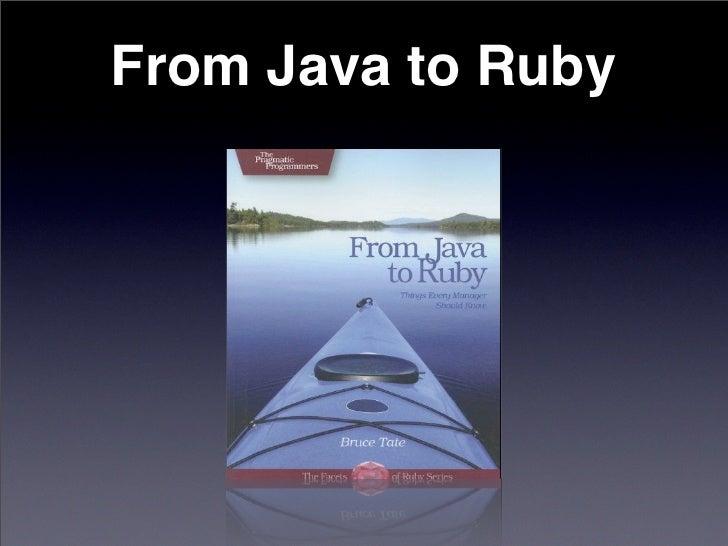 ✓ Ruby   ✓ Ruby   ✓ Ruby On Rails  ✓