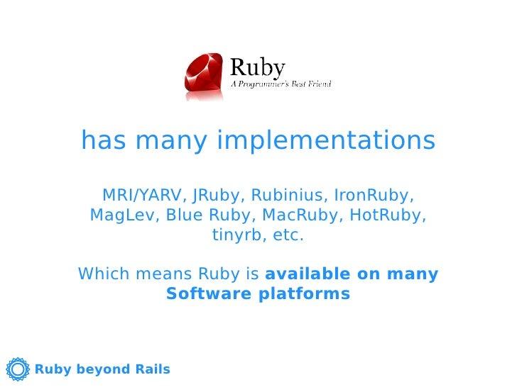 ruby on rails programming language pdf