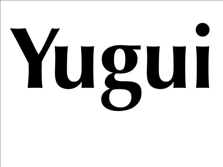 Yugui
