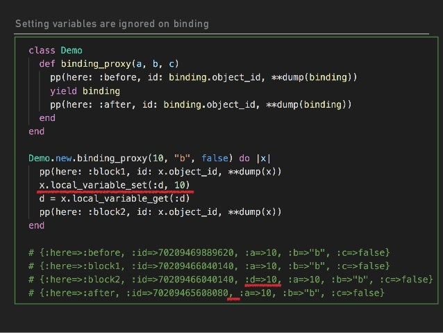 Overwriting existing variable is effective!