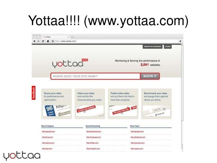 Yottaa!!!! (www.yottaa.com)<br />